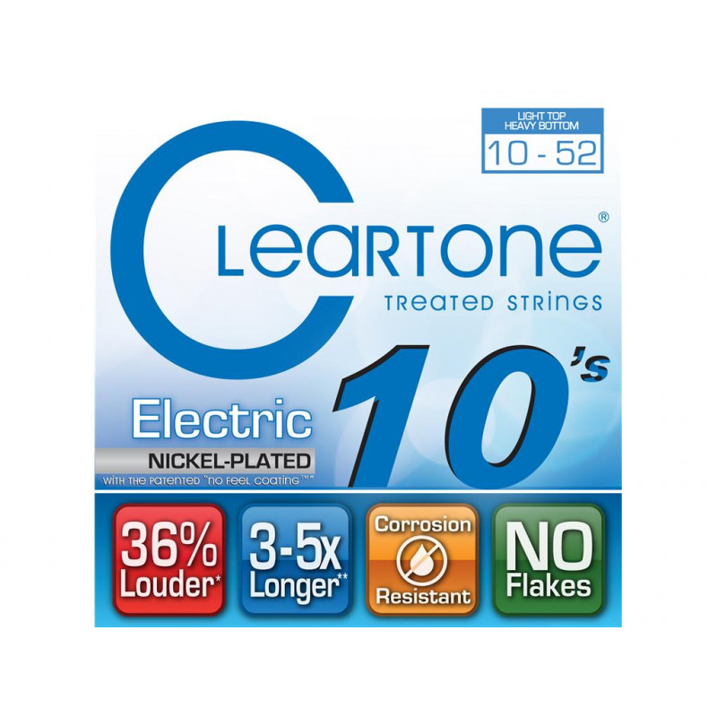 CLEARTONE ELECTRIC LIGHT TOP-HEAVY BOTTOM 10-52 9420