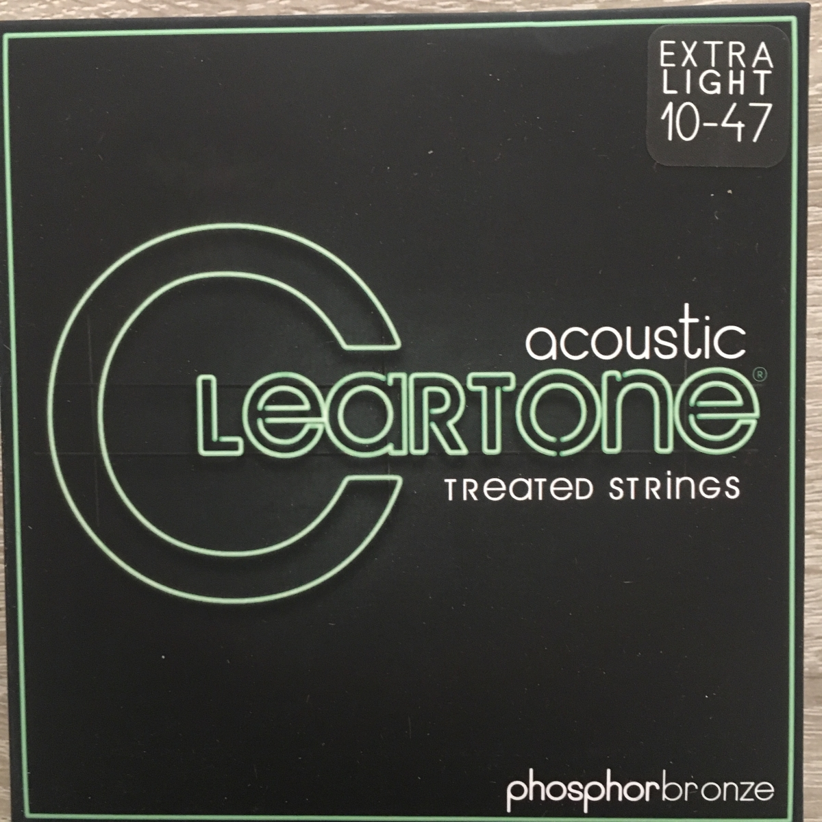 Cleartone 7410 Acoustic 10-47