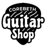 Corebeth Guitar Shop Logo Klein