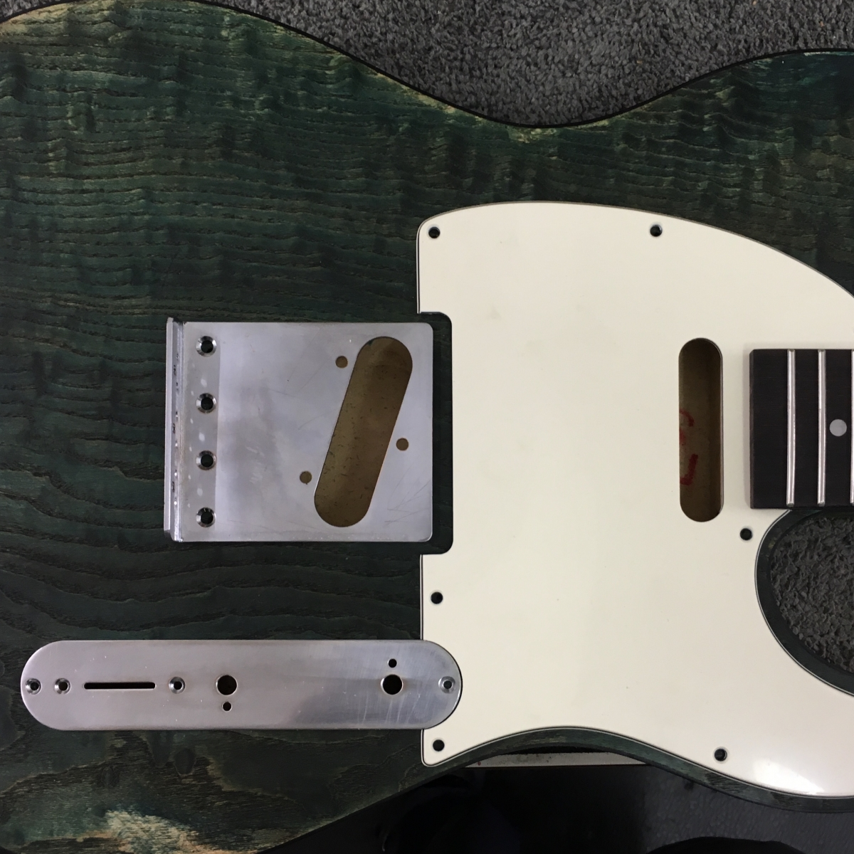 Build Your Own Guitar or Bass