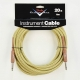 Fender Instrument cable 6m Tweed