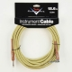 Fender Instruments cable tweed 5-5m angled