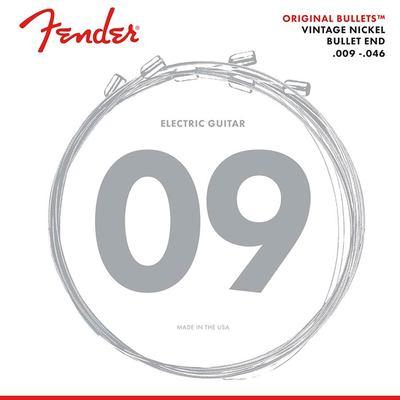 Fender Regular Bullet 009 046